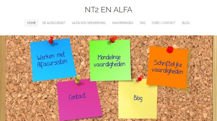 website NT2 en ALFA